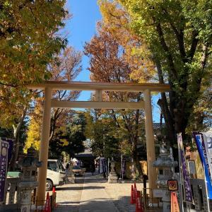 『はる散歩』(〃゜Д゜){…オッ!出来てる♪【品川区二葉•蛇窪神社】