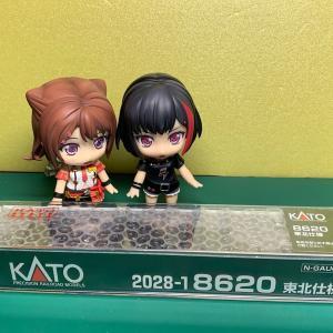 『模型』(〃´д` )ノ【KATO 2028-1 8620 東北仕様】