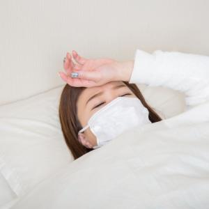 主婦は週末に風邪をひくともっと疲れるという話。
