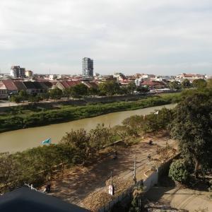 カンボジア第二都市 バッタンバン