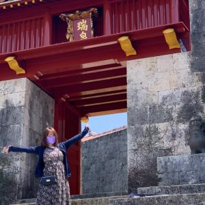 感染対策しながら沖縄観光♡