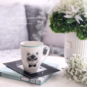 猫好きさんのポーセラーツ体験レッスン(=^x^=)|埼玉 浦和 大宮 ミスリリー
