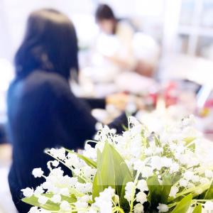 【お知らせ】4月レッスン休講について  埼玉 浦和 大宮 ポーセラーツサロン ミスリリー