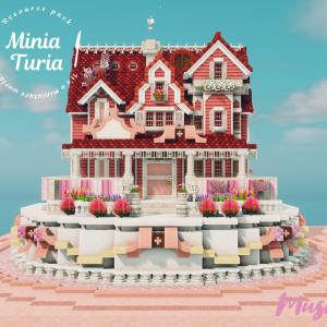 MiniaTuria 1.12.2 テスト版建築(3)