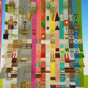 MiniaTuriaのブロック表