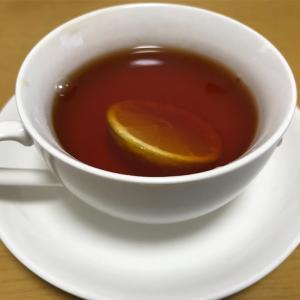 本日の紅茶14:ホットはちみつレモンティー