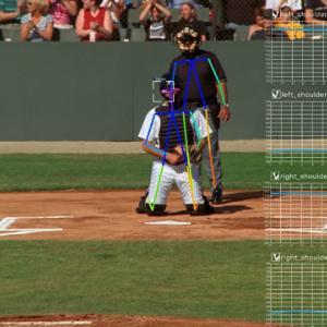 AIの機械学習を利用した野球の最新テクノロジー
