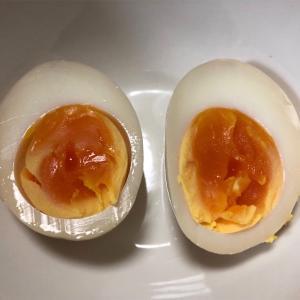 殻がむきやすく失敗しない!煮卵レシピ【めんつゆで簡単、作り置き】