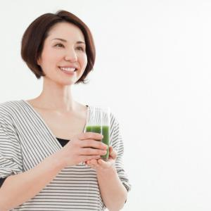 822:【末期癌と代替療法】抗酸化作用のあるβ-カロテンが豊富な「青汁」