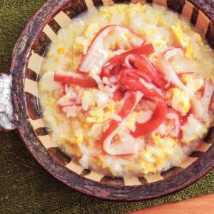 866:【ガン治療の副作用と食事】「口内炎・食道炎」時の夕食おすすめレシピ②-雑炊