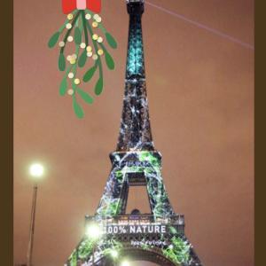 ♪パリ・ロンドン・モンサンミッシェル♪クリスマスの旅☆はじまり