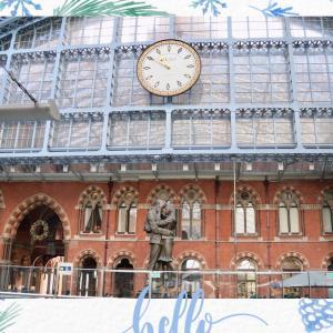 ♪パリ・ロンドン・モンサンミッシェル♪クリスマスの旅☆初ユーロスターでロンドンへ
