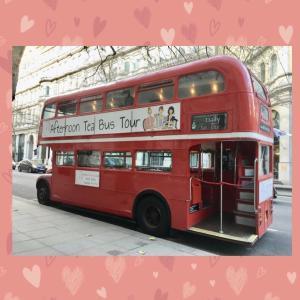 ♪パリ・ロンドン・モンサンミッシェル♪クリスマスの旅☆ロンドンアフタヌーンティーツアー