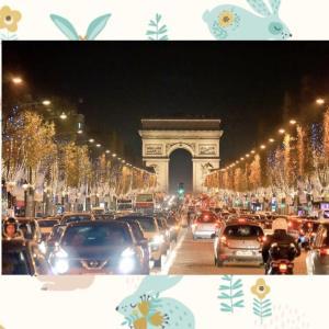 ♪パリ・ロンドン・モンサンミッシェル♪クリスマスの旅☆パリクリスマスマーケット