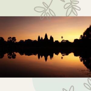 アンコールワットに呼ばれてカンボジア〜なぜカンボジア?