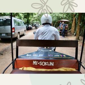 アンコール遺跡群大回りコースへ出発~アンコールワットに呼ばれてカンボジア