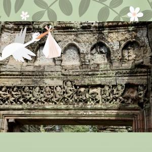 プリア•カン到着~アンコールワットに呼ばれてカンボジア