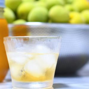 老化防止と夏バテ防止を一度に!自家製無添加梅ジュース