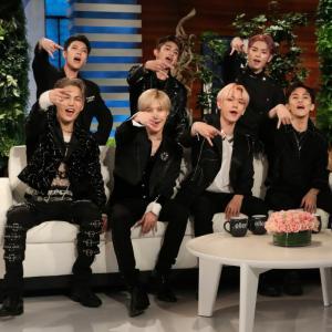SuperM The Ellen show先行動画