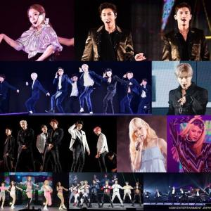 SMTOWN LIVE 2019 先行動画
