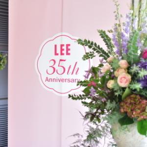 ■「LEE」35周年イベント、広島&神戸開催いたしました!■