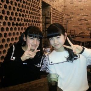 山出愛子さんがゆいちゃんとの2ショット写真を披露