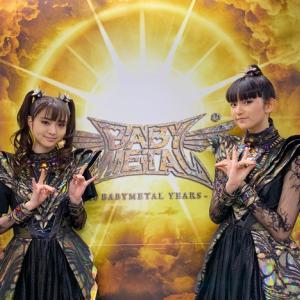 本日はBABYMETAL武道館2日目!公式が2人の最新画像を公開!可愛すぎる・・・