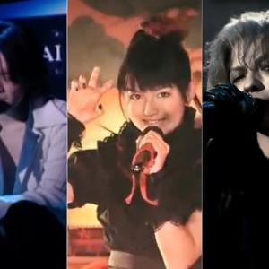 Loudwireの「日本の10の最高のロック・メタルバンド」にBABYMETAL