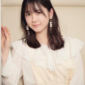 乃木坂46・筒井あやめさんがベビメタTシャツ