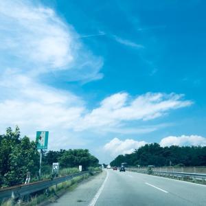 今日は朝から名古屋へ向かってます〜★