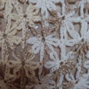 ひさびさの編み物