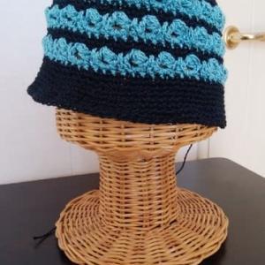 旅行中の編み物