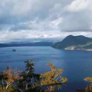 屈斜路湖と摩周湖