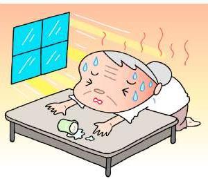 熱中症を早期に発見する2つの方法
