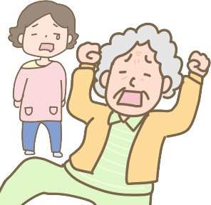 立ち上がるのを嫌がる介護拒否ぎみの母を、言いくるめて立たせる方法