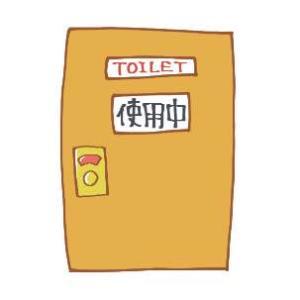 トイレのドアは右開きがいい? 左開きがいい? 無いのがいい!