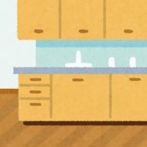 キッチンが極狭なのでコンロカバーでスペースを有効に使いたい