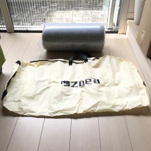 【たたんで持ち運べるマットレス】ZOEAの高反発マットレスが5,000円で10年の懸案を解決。2か月使った使い心地・レビュー