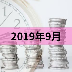 節税しながら資産形成!確定拠出年金の積立実績(201909)