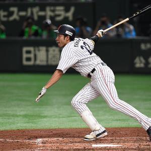 【日米対決】プレミア12野球 [日本3-4米国]日本反撃届かず初黒星…浅村3適時打全打点も