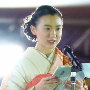 【ジンクス】<芦田愛菜>「子役は大成しない」をはね退け、もはや歴史上の偉人と同レベルの15歳