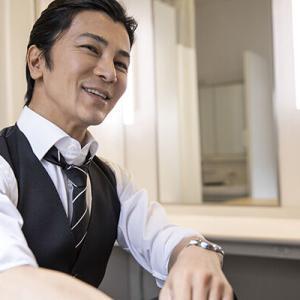 【極貧時代】武田真治「ティッシュにマヨネーズ付けて…」