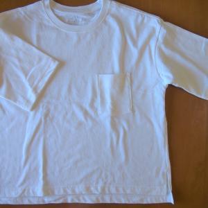 無印良品週間で買って来たワイドTシャツやあれこれです♪