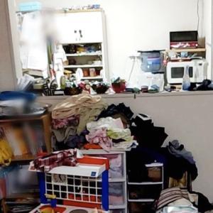 リビングに勉強スペースを作りたい〜整理収納作業〜