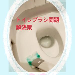 トイレブラシ問題絶対試す価値あり