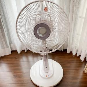 扇風機の使用期間ってご存知?