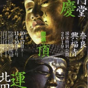 興福寺南円堂、国宝特別公開