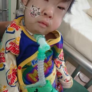 入院4日目★退院