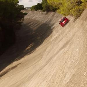 【復刻英国車vsホンダ】GT2#8~ホンダシビック Rで傾度78度の古いオーバルトラックを走るメイがかっこいい!