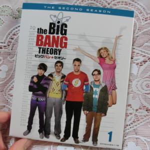 【ドラマで英語】ビッグバンセオリー☆シーズン2のDVDを買った~リピート×リピート